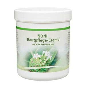 Noni-Hautpflege-Creme nach Dr. Schuhmacher - 500ml